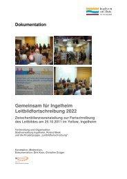 Zwischenbilanzveranstaltung zur Fortschreibung des ... - Ingelheim