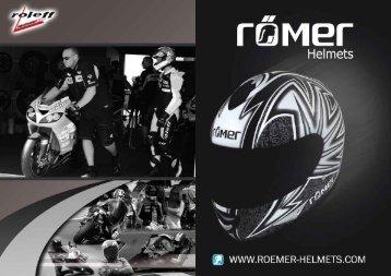 RÖMER + AKIRA HELMETS - Moto.hu