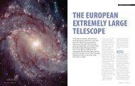 TELESCOPE EVOLUTION - Ingenia