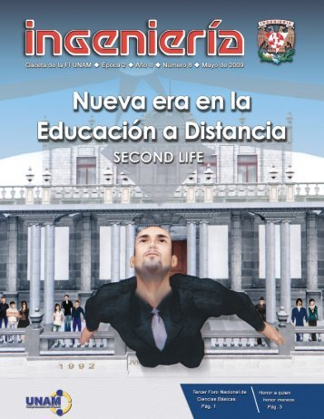 gaceta 8 web G - Facultad de Ingeniería - UNAM