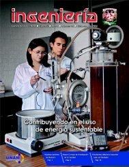 gaceta 18web B.cdr - Facultad de Ingeniería - Universidad Nacional ...