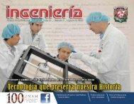 Gaceta 8 Ñ vector.cdr - Facultad de Ingeniería - UNAM