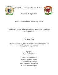 Quinta - Facultad de Ingeniería - UNAM