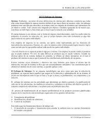 II.5 El Enfoque de Sistemas. - UNAM
