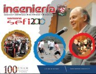 Concluye con éxito la Semana SEFI 2010 - Facultad de Ingeniería ...