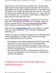 curriculum vitae writing and templates how to write a CV - Page 4