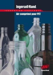 Air comprimé pour PET - Ingersoll Rand