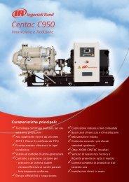 Centac C950 - Ingersoll Rand