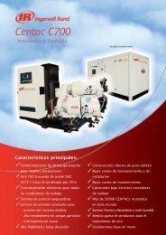 C700 Brochure - Ingersoll Rand