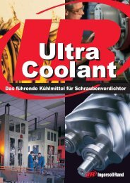 Ultra Coolant - Ingersoll Rand