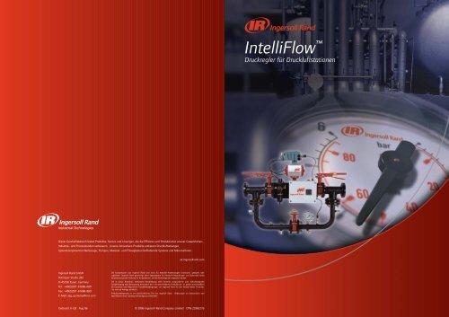 IntelliFlow™ Druckregler für Druckluftstationen - Ingersoll Rand