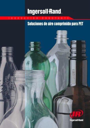 Soluciones de aire comprimido para PET - Ingersoll Rand
