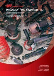Industrial Tool Solutions - Ingersoll Rand