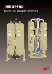Secadores de adsorción - Ingersoll Rand