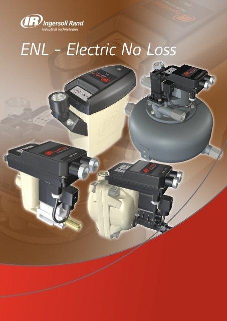 ENL - Electric No Loss - Ingersoll Rand