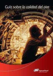 Guía sobre la calidad del aire - Ingersoll Rand