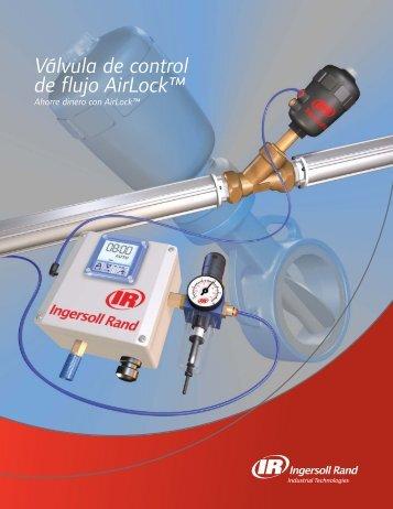 Válvula de control de flujo AirLock™ Ahorre dinero ... - Ingersoll Rand