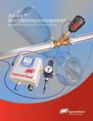AirLock™ Durchflussbegrenzungsventil - Ingersoll Rand