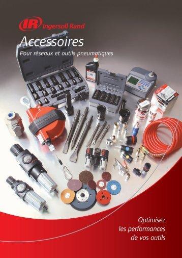 Filtres, régulateurs, lubrificateurs - gamme ARO-Flo - Ingersoll Rand