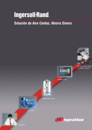 Solución de Aire Centac: Ahorra Dinero - Ingersoll Rand
