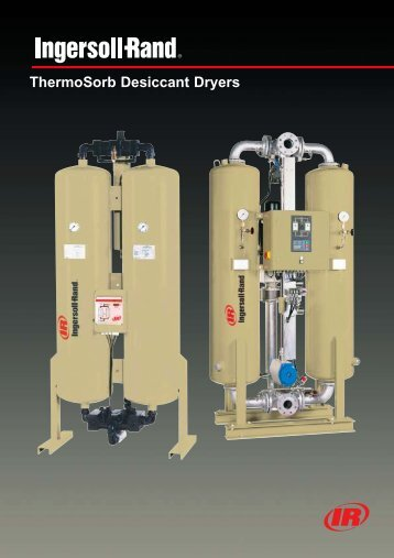 ThermoSorb Desiccant Dryers - Wimtec