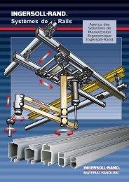 Systèmes de Rails - Ingersoll Rand