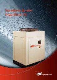 Secadores de aire frigoríficos TS - Ingersoll Rand