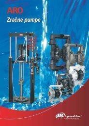 Zračne pumpe - Ingersoll Rand
