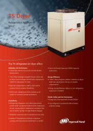 TS Dryer - Ingersoll Rand