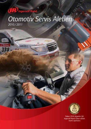 Otomotiv Servis Aletleri - Ingersoll Rand