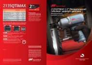2135QTiMAX 4p-RUSSIAN ok:Mise en page 1 - Ingersoll Rand