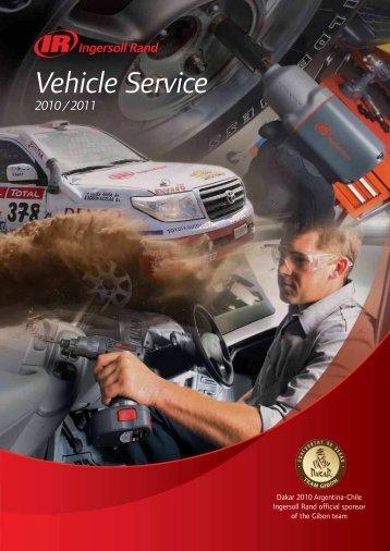 Vehicle Service - Ingersoll Rand