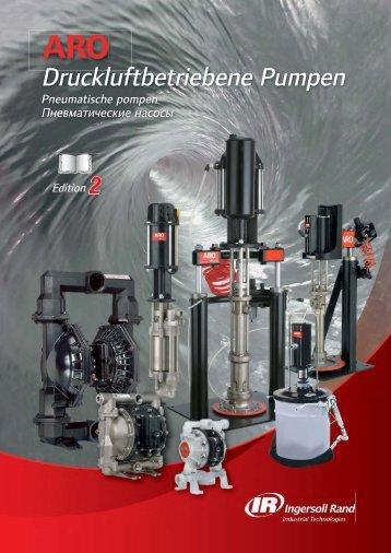2-Kugel-Ventil-Kolbenpumpe - Ingersoll Rand