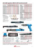 Ipari szereléstechnika - Ingersoll Rand - Page 7