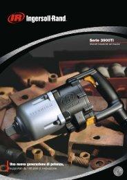 Serie 3900Ti - Ingersoll Rand