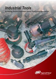 Industrial Tools - Ingersoll Rand