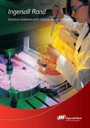 Secadores modulares - Ingersoll Rand