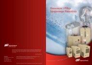 Osuszacze i Filtry Sprężonego Powietrza - Ingersoll Rand
