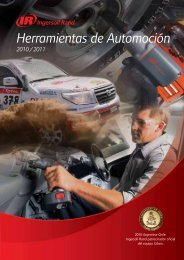 Herramientas de Automoción - Ingersoll Rand