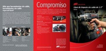 W360 Brochure-SPANISH ok - Ingersoll Rand