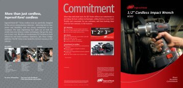 W360 Brochure-ENGLISH ok - Ingersoll Rand