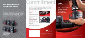 Ingersoll Rand cordless