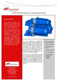 CV2 Performance Improvement .pub - Ingersoll Rand