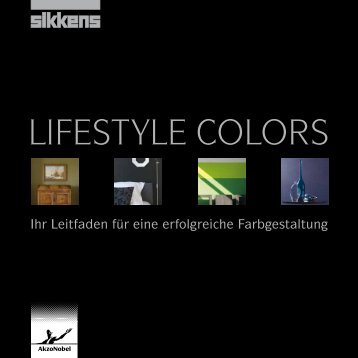 Sikkens Lifestyle Colors PDF - ingFinder