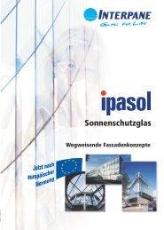 ipasol Sonnenschutzglas PDF - ingFinder
