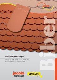 Biberschwanzziegel Jacobi PDF - ingFinder