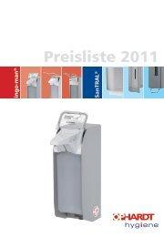 Preisliste-2011 PDF - ingFinder