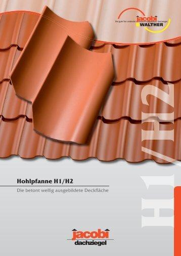 Hohlpfanne H1/H2 - ingFinder