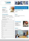 Seminarinhalt Teilnehmerkreis Basis-Schulung CE-Kennzeichnung ... - Page 2
