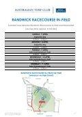 randwick racecourse in-field - Inglis - Page 7